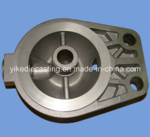 ADC-12 Aluminum Die Casting for Automobile Spare Part