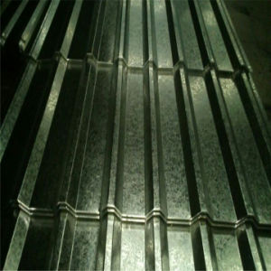 0.17mm Dx51d+Z Building Material Galvanized Corrugated Steel Roofing Sheet pictures & photos
