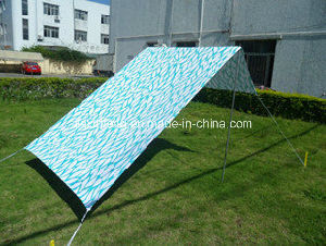 350g Cotton Sun Protection Beach Tent