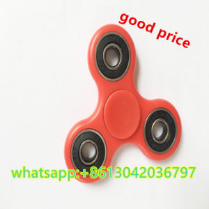 Factory Price EDC 608 Bearing Speed Tri Fidget Toy Finger Spinner pictures & photos