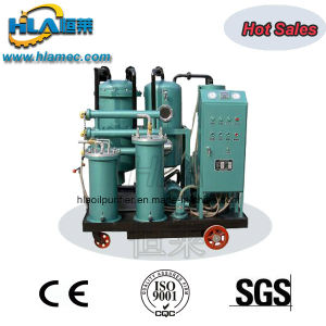 Mobile Explosionproof Type Vacuum Waste Turbine Oil Purification System pictures & photos