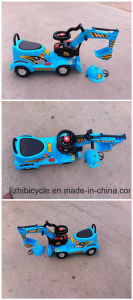 Electric Kids Excavator Motorcycle Wholesale in China pictures & photos