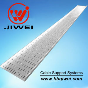 Ss304 / Ss316 Stainless Steel Perforated Cable Tray with CE / SGS / ISO Certificates