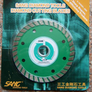 Small Diamond Cutting Disc for Stone pictures & photos