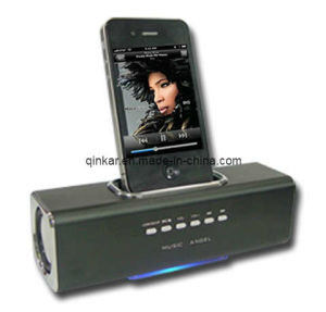 Portable Speaker for iPhone/iPod/MP3 Player