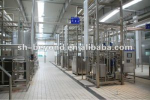 10t/H Long Shelf Life Milk Production Line pictures & photos