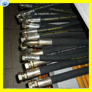 Oil Hose Assembly Industrial Hose Assembly Hose End with Fitting pictures & photos