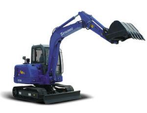 0.35m3 (SAE) Gc88-8 Hydraulic Crawler Medium Excavator pictures & photos