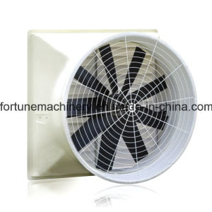 High Quality Fiberglass Cone Fan