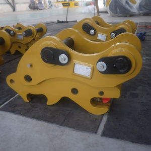 Excavator Parts Hydraulic Quick Coupler pictures & photos
