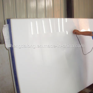 Cast Black-and-White Acrylic Sheet for Sign pictures & photos