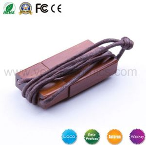 Wood USB Stick Business Gift Custom Pendrive pictures & photos