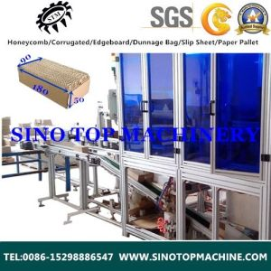 20PCS/ Min High Speed Ikea Pallet Feet Production Line pictures & photos