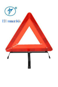 Warning Triangle with E-MARK