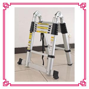 Aluminium Platform Ladder /Telescopic a-Frame Ladder pictures & photos