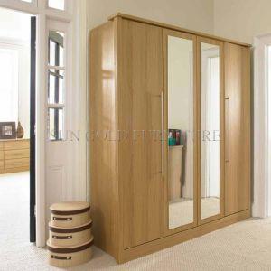 Wardrobe / Garderobe / Wooden Bedroom Furniture (SZ-WD034) pictures & photos