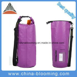 Lightweight Outdoor Sport Carry Travel Travelling Shoulder Tarpaulin Waterproof Bag pictures & photos