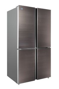 680lit Luxury Design 4 Doors Side by Side Refrigerator