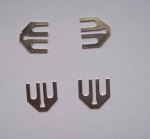 Polished Nickle Plating Brass Contact pictures & photos