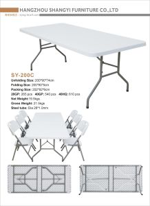 8 Feet Banquet Table (SY-200C) pictures & photos