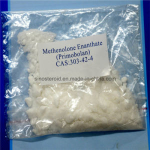 Body Building Muscle Gaining Methenolone Enanthate Steriods Powder CAS 303-42-4