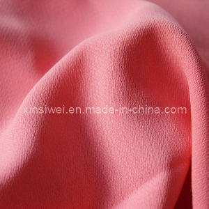 Dobby Polyester Fabric (SL647) pictures & photos