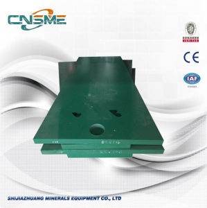 Jaw Crusher Spares Cheek Plate pictures & photos