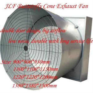 Agricultural Butterfly Type Cone Exhaust Fan/CE Certificate pictures & photos