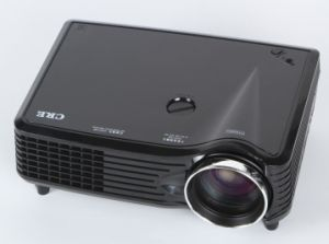 Ce Mini 1500 Lumens LCD LED Projector