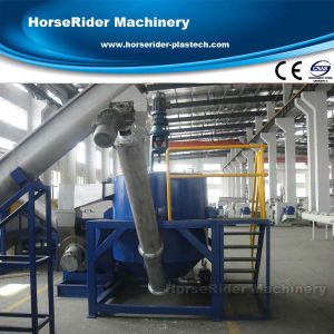 800kg/H PE Agricultural Film Recycling Washing Line pictures & photos