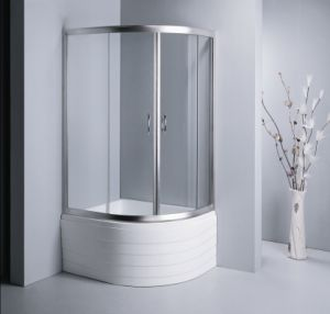 Sanitary Ware of Simple Shower Room Shower Cabin Shower Door Steam Shower Box pictures & photos