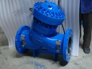 High Pressure Multifunctional Pump Control Valve, Jd745X pictures & photos