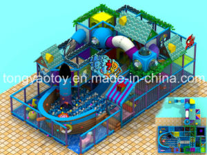 Jungle Theme Park Indoor Playground Equipment for Sale pictures & photos