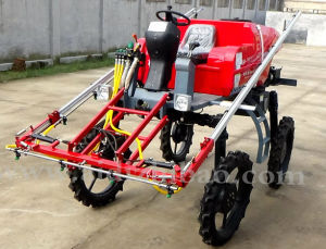 Aidi Brand Power Agricultural Machinery Boom Sprayer for Soybean Field
