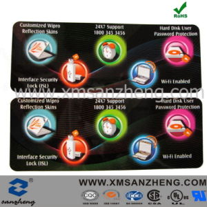 Full Color Computer Component Label Stickers pictures & photos