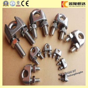 DIN 741 Wire Rope Clip From China pictures & photos