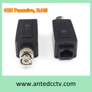 1 Channel Passive Transceivers UTP Video Balun RJ45 pictures & photos