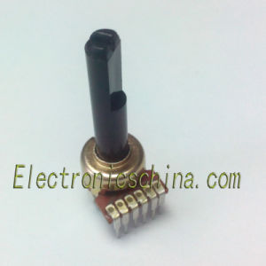 Used for Electronic Fan Diameter 12mm Rotary Potentiometer