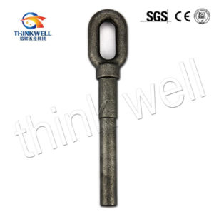 Hot DIP Galvanized Forged Carbon Steel Oval Eye Bolts pictures & photos