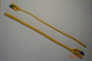 Foley Catheter in Pipe, Drainage Tube pictures & photos