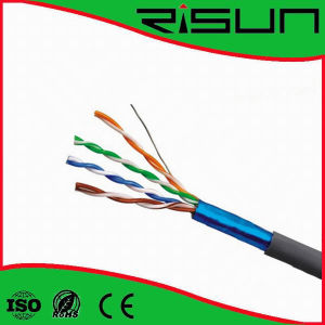 High Performance Ethernet Bulk Cable/ LAN Cable/ FTP Cat5e Cable pictures & photos