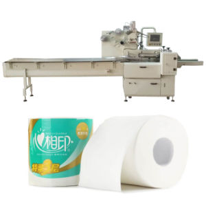 Bathroom Tissues Packing Machine Toilet Roll Packing Machine pictures & photos