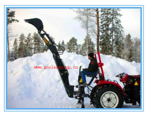 Tractor Backhoe Loader pictures & photos