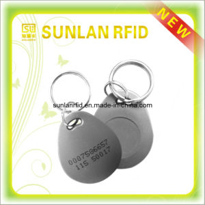 ABS Keyfobs with Laser Number pictures & photos