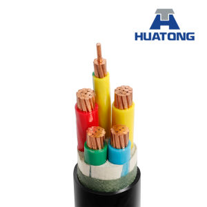 Online Shopping 1kv / 35 Kv Copper Conductor XLPE Insulated Amoured Electric Power Cable pictures & photos