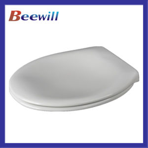 Easy Clean Duroplast Ergonomic Toilet Seat Cover pictures & photos