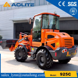 Hydraulic New Type Small Front Payloader 925c Made in China pictures & photos