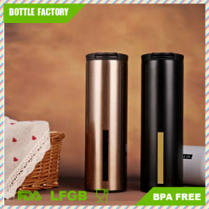 Stainless Steel Vacuum Insulated Tumbler, 16 Oz Double Wall Vacuum Insulated Mug Cups Tumbler Suitable for Cold or Hot Water pictures & photos