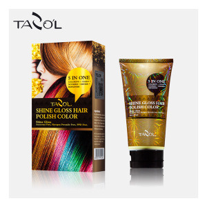 Best Treatment Polish Hair Color Cream pictures & photos