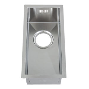 Handmade Square Sink, Stainless Steel Sink (C44X22X15) pictures & photos